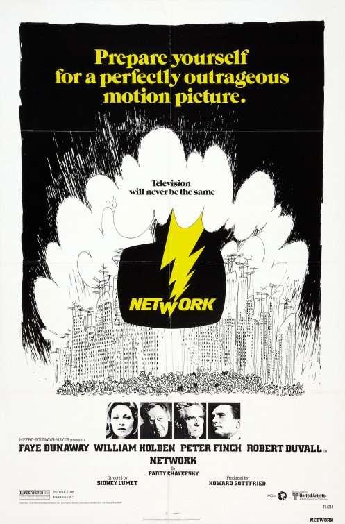 phim Network 1976 7 phim hay về nghề báo xoay quay những sự kiện có thật