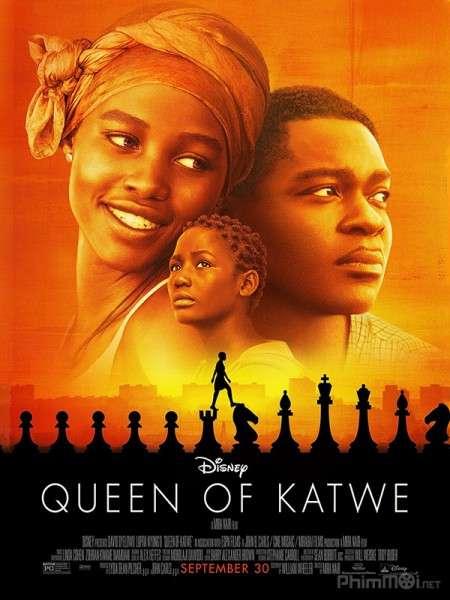 phim Queen of Katwe 2016 12 phim hay về Châu Phi đáng xem