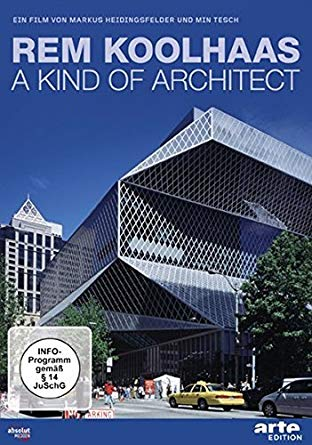 phim Rem Koolhaas A Kind of Architect 7 phim hay về kiến trúc không thể bỏ qua