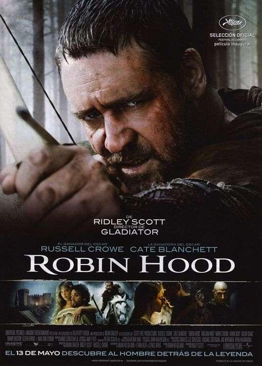 phim Robin Hood 2010 9 phim hay về chiến tranh Trung Cổ bao quát tất cả huyền sử