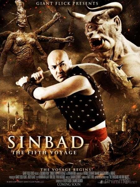 phim Sinbad The Fifth Voyage 2014 7 phim hay về Ba Tư hưng thịnh và hùng mạnh