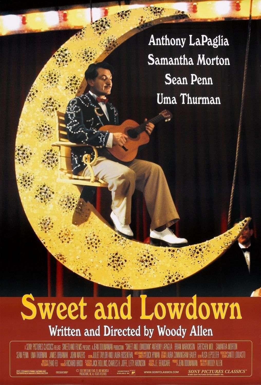 phim Sweet And Lowdown 8 phim hay về guitar cho bạn động lực to lớn để theo đuổi niềm đam mê
