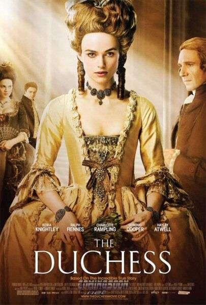 phim The Duchess 9 phim hay về hoàng gia chứa đựng nhiều bí ẩn