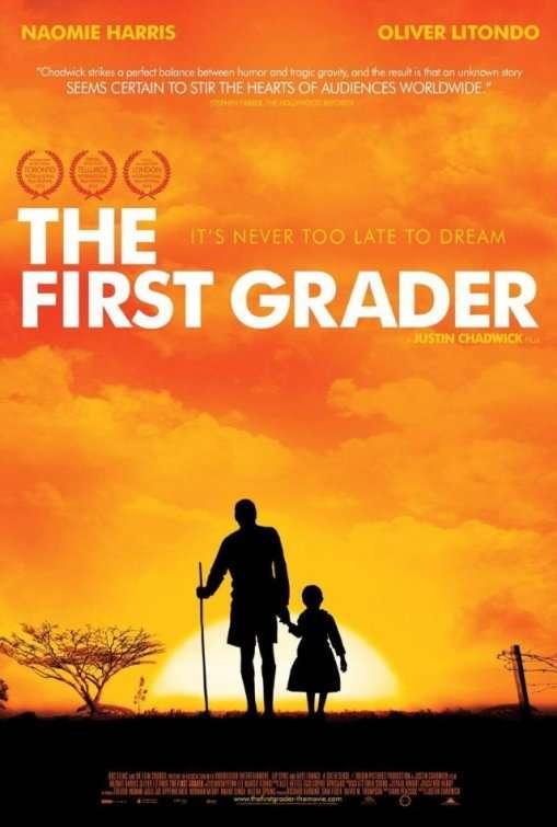 phim The First Grader 12 phim hay về Châu Phi đáng xem