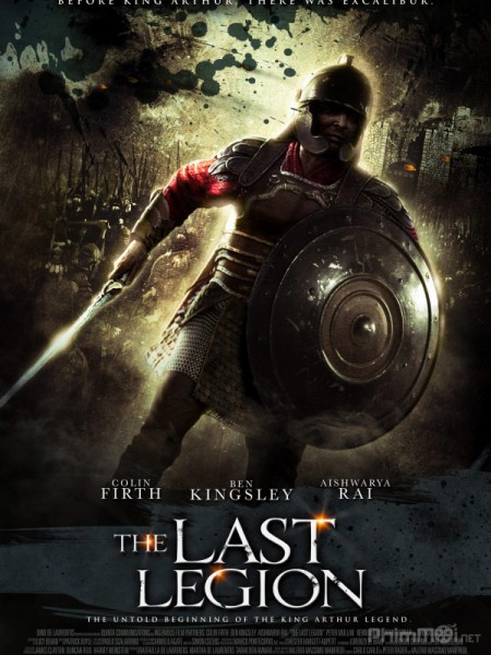 phim The Last Legion 2007 9 phim hay về chiến tranh Trung Cổ bao quát tất cả huyền sử