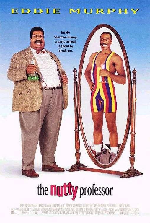 phim The Nutty Professor 1996 6 phim hay về giảm cân tạo động lực mạnh mẽ