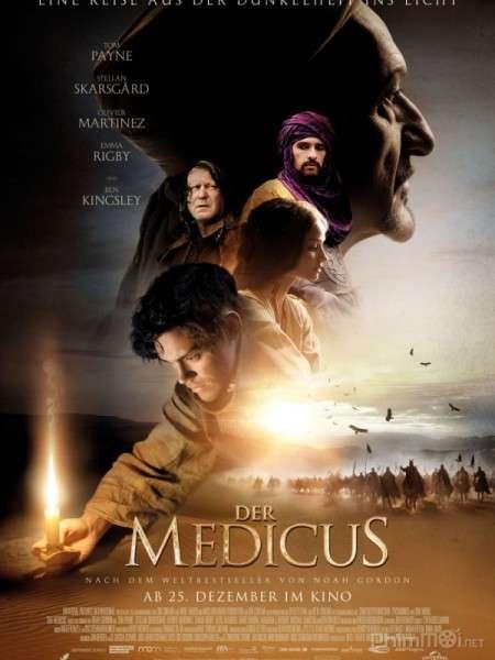 phim The Physician 2013 7 phim hay về Ba Tư hưng thịnh và hùng mạnh