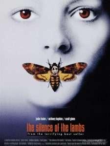 phim The Silence Of The Lambs 1991 225x300 19 phim hay về tâm lý học mở rộng tâm trí người xem