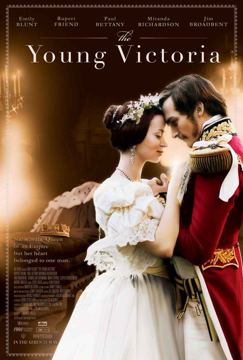 phim The Young Victoria 9 phim hay về hoàng gia chứa đựng nhiều bí ẩn