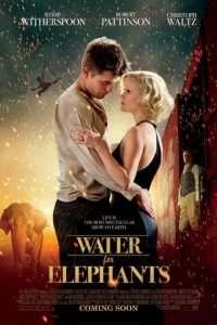 phim Water for Elephants 200x300 7 phim hay về rạp xiếc đầy hấp dẫn