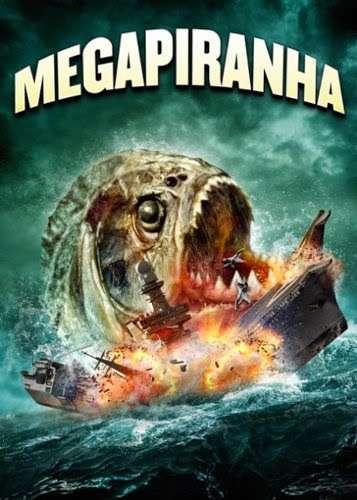 phim megapiranha 4 phim hay về cá Piranha hung tợn
