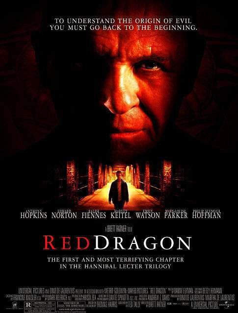 phim red dragon 8 phim hay về FBI đầy hấp dẫn và lôi cuốn người xem