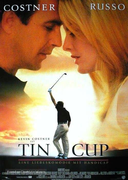 phim tin cup 6 phim hay về Golf hấp dẫn, gây cấn và không kém phần vui nhộn