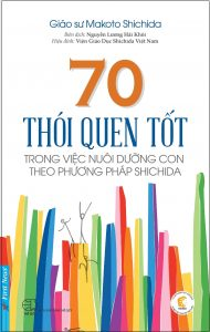 sach 70 thoi quen tot trong viec nuoi duong con 190x300 20 cuốn sách làm cha mẹ hay nhất giúp bạn hiểu con mình hơn