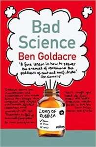 sach Bad Science 196x300 14 cuốn sách khoa học hay, ngắn, khá dễ đọc, thú vị và đầy thách thức