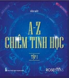 sach az chiem tinh hoc 267x300 9 quyển sách chiêm tinh học hay dễ ứng dụng vào cuộc sống