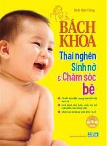 sach bach khoa thai nghen 220x300 16 cuốn sách thai giáo hay đầy bổ ích và thiết thực