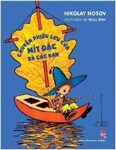 sach chuyen phieu luu cua mit dac 232x300 19 tựa sách văn học thiếu nhi hay được hàng triệu độc giả say mê