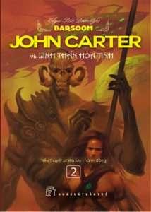 sach john carter va linh than hoa tinh 214x300 18 quyển sách huyền bí giả tưởng hay tạo nguồn cảm hứng bất tận