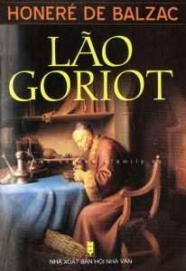 sach lao goriot 206x300 50 tựa sách văn học hay không thể bỏ qua trong đời