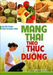 sach mang thai theo thuc duon 211x300 16 cuốn sách thai giáo hay đầy bổ ích và thiết thực