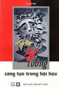 sach nhung y tuong sang tao trong hoi hoa 206x300 15 cuốn sách hội họa hay vô cùng hữu ích và ý nghĩa cho những ai đam mê nghệ thuật hội họa