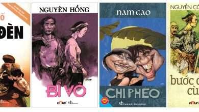 Photo of 25 quyển sách Văn học Việt Nam hay sống mãi với thời gian
