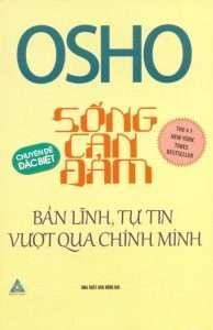 sach song can dam 194x300 Những quyển sách hay nhất của Osho