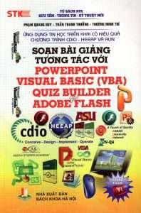 soan bai giang tuong tac voi PowerPoint Visual Basic 198x300 10 quyển sách tin học văn phòng hay dễ hiểu, dễ học, dễ ứng dụng
