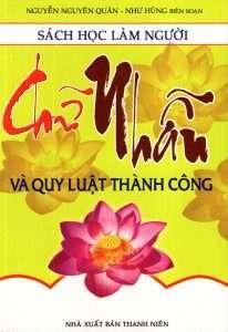 sach chu nhan va quy luat thanh cong 206x300 6 quyển sách hay về chữ nhẫn giúp bạn an yên mà sống