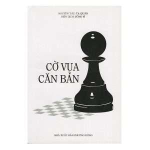 sach co vua can ban 300x300 9 cuốn sách hay về cờ vua giúp phát triển tư duy logic