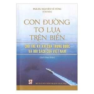 sach con duong to lua tren bien cho the ky xxi 300x300 5 cuốn sách hay về con đường tơ lụa đầy khám phá
