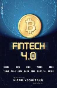 sach fintech 4.0 195x300 10 quyển sách hay về cách mạng công nghiệp 4.0 giúp bạn chủ động trong quá trình hội nhập