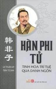 sach han phi tu tinh hoa tri tue qua danh ngon 191x300 11 quyển sách hay về danh ngôn chứa đựng nhiều bài học cuộc sống