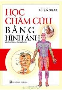 sach hoc cham cuu bang hinh anh 207x300 7 cuốn sách hay về châm cứu dễ hiểu, dễ học