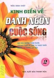 sach kinh dien ve danh ngon cuoc song 207x300 11 quyển sách hay về danh ngôn chứa đựng nhiều bài học cuộc sống