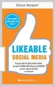 sach likeable Social Media 193x300 11 quyển sách hay về mạng xã hội giúp ta tự soi chiếu với bản thân