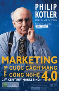 sach marketing trong cuoc cach mang cong nghe 4.0 197x300 10 quyển sách hay về cách mạng công nghiệp 4.0 giúp bạn chủ động trong quá trình hội nhập
