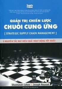 sach quan tri chien luoc chuoi cung ung 209x300 7 cuốn sách hay về chuỗi cung ứng giúp bạn củng cố thêm kiến thức của mình