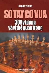 sach so tay co vua 300 vi the 203x300 9 cuốn sách hay về cờ vua giúp phát triển tư duy logic