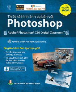sach thiet ke hinh anh co ban voi photoshop 246x300 8 cuốn sách hay về chụp ảnh thực tế, đơn giản, dễ ứng dụng