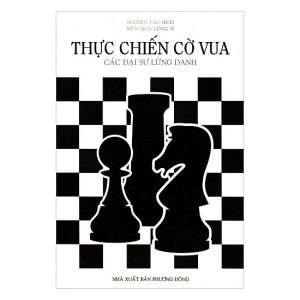 sach thuc chien co vua 300x300 9 cuốn sách hay về cờ vua giúp phát triển tư duy logic