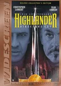 phim Highlander Directors Cut 1986 215x300 10 phim hay về sự bất tử mang đến cho người xem những chiêm nghiệm về sự cô độc hay ý nghĩa tồn tại của nhân sinh con người
