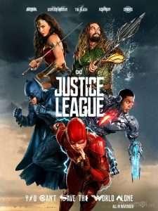 phim Justice League 2017 225x300 5 phim hay về Superman, người mang trên mình sứ mệnh bảo vệ cả địa cầu