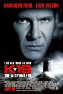 phim K 19 The Widowmaker 2002 203x300 5 phim hay về Chernobyl phơi bày nhiều bí mật