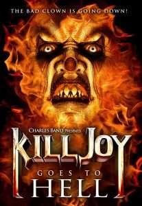 phim Killjoy Goes to Hell 207x300 10 phim hay về chú hề ma quái khiến cho người xem cảm thấy rùng mình