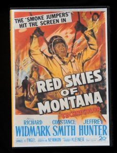 phim Red Skies of Montana 229x300 5 phim hay về cháy rừng đáng xem nhất