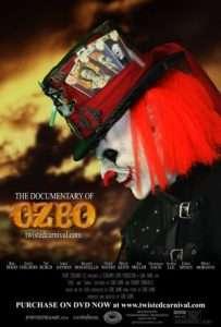 phim The Documentary of OzBo 203x300 10 phim hay về chú hề ma quái khiến cho người xem cảm thấy rùng mình