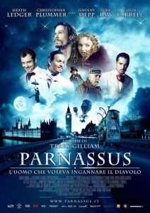 phim The Imaginarium of Doctor Parnassus2009 212x300 10 phim hay về sự bất tử mang đến cho người xem những chiêm nghiệm về sự cô độc hay ý nghĩa tồn tại của nhân sinh con người