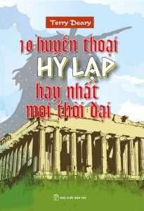 sach 10 huyen thoai hy lap hay nhat 205x300 8 cuốn sách hay về Hy Lạp cổ đại